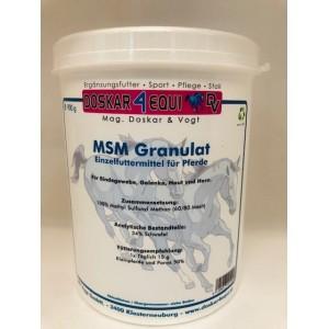 Doskar MSM Granulat 900g