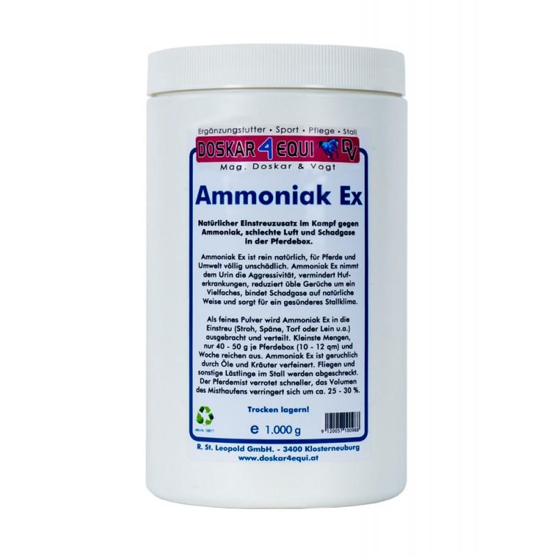 Doskar Ammoniak Ex 1000 g