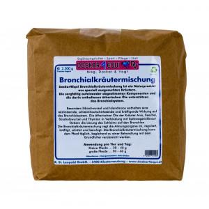 Doskar Bronchialkräutermischung 1000 g