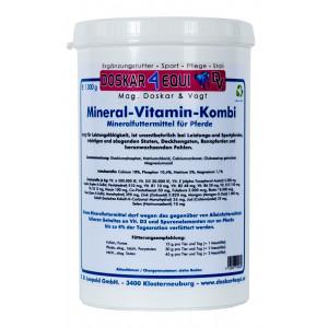 Doskar Mineral-Vitamin kombi 1000 g