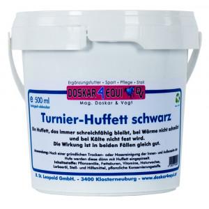 Doskar Turnier-Huffett schwarz 500 ml