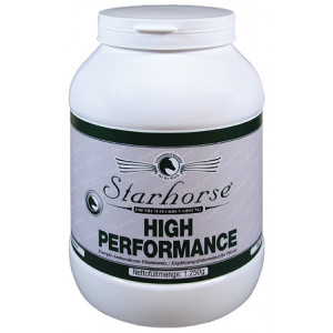 Starhorse HIGH PERFORMANCE - Dose mit 1250g