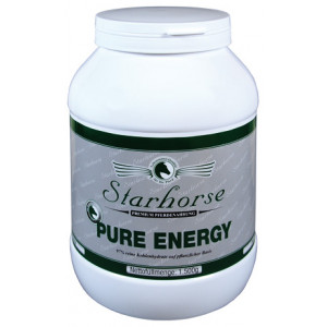 Starhorse PURE ENERGY - Dose mit 1500g